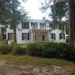 "William Faulkners home ""Rowan Oak"""