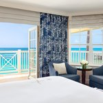 Oceanfront Balcony King room