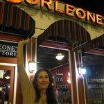 Corleone's Entrance