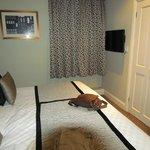 Bedroom (Super King size) and en-suite