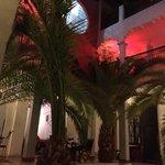 Belle soirée au Riad Fabiola