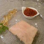 Foie gras menu à 35€