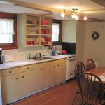 6 Cottage kitchen/dinning area