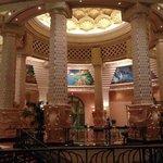 royal tower lobby
