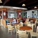 Melville Cafe Interior