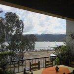Vista del Lago desde El Rincón Suizo.     jospablo2004
