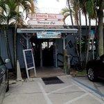 Bonita Bill's entrance
