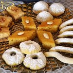 arabic sweets - dulces arabes