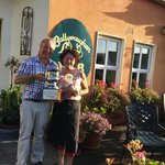 Gerry and Pauline - the best hosts in Ireland!