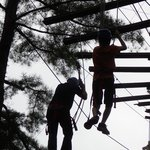 Ropes Course...
