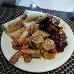 platter of yum yum