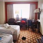 room view from the door