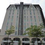 프레스콧 호텔 쿠알라룸푸르 센트럴
