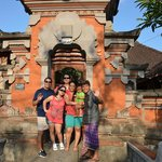 Visit to Gusti's Family Compound