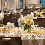 Wedding and Socials Setup in Velvet Function Rooms