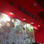 from the wall pick your gelati