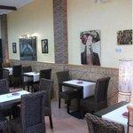 Salón cafeteria