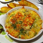 Creamy Potato and Leek Dauphinoise