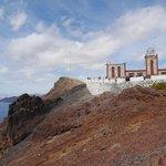 Faro de la Entallada on clifftop