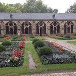 Garden at St Peters