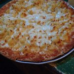 Mac and Cheese Pizza!! Yum!