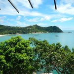Beachview during the breakfast