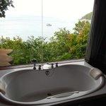 inner Bathroom of Delue Cottage