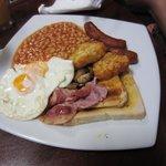 Big English Breakfast!