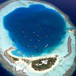 Остров,отель