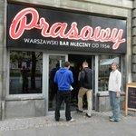 Outside Prasowy