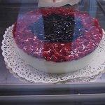la dolceroma - cheesecake frutti di bosco