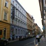Side street Location.