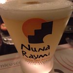 One of the best pisco sours I've had!