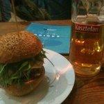 Cheeseburger + Beer
