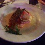 Lime & Pickled Ginger Salmon