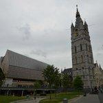 Ghent Market Hall