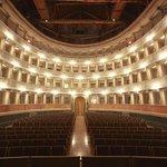 Interno Teatro Sociale - Bergamo Alta