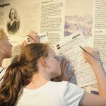 A museum trail is available to younger visitors