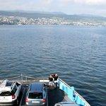 паром через Цюрихское озеро