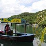 Ferry to the Mango Beach Inn