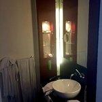 Open Bathroom