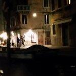 The neighbourhood at night