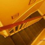 Escape route for 4 bedrooms !