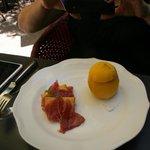 Thon et citron