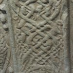Carving on the Nigg Stone