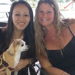I LOVE that BellaBrava is dog friendly. LOVE IT! :-)