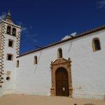 Church at Betancuria