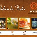 GALERIA LOS ANDES