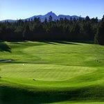 Big Meadow golf course #9