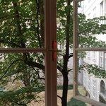 vista janela quarto